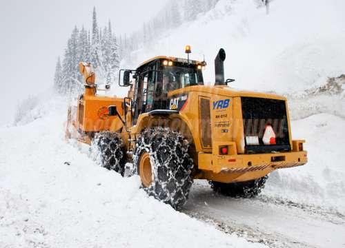 Вывоз снега в Омске